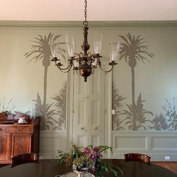 Prytania dining room