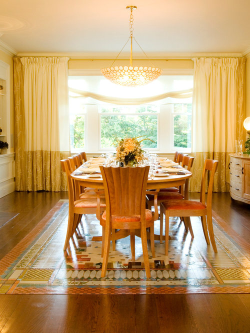 Traditional dining room design ideas remodels photos for Traditional dining room design