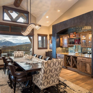 Ptarmigan Ranch Log Home