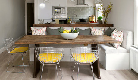 How to Make Your Kitchen a Sociable Space