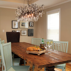 Traditional Dining Room by QMA Design+Build, LLC