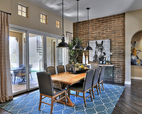 Faux Brick Wall Houzz
