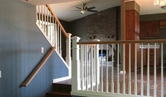 Railing, Closets, Trim, and more!