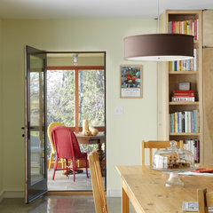 contemporary dining room by Susan Teare, Professional Photographer