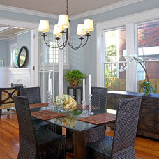 traditional dining room by Ramos Design Build Corporation - Tampa