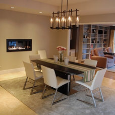 Contemporary Dining Room by R.A.D. Design-Build