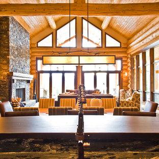 Idee per una sala da pranzo classica