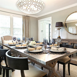 Metal Dining Table Houzz