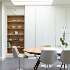 Contemporary Dining Room by Eoin Lyons Interiors