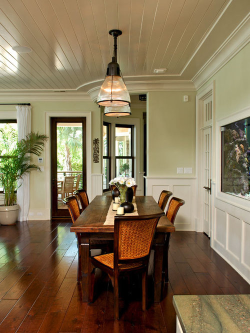 Farrow and ball stony ground dining room design ideas for Tropical dining room ideas