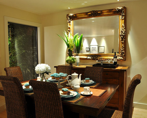 Dining Room Mirrors Home Design Ideas Remodel