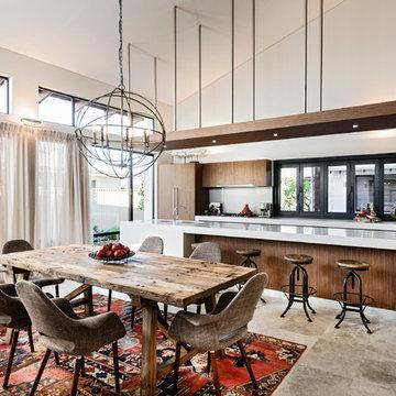 RBC Bletchley Loft - Dining & Kitchen