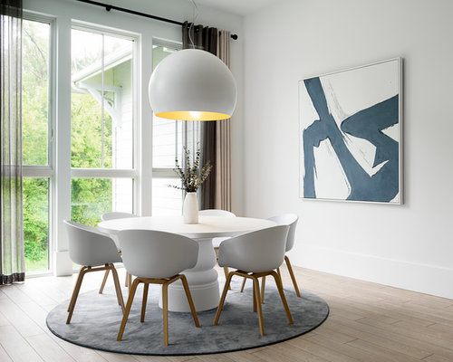 Dining Room Contemporary Prepossessing Contemporary Dining Room Ideas & Design Photos  Houzz Inspiration