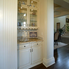 Traditional Dining Room by Stackman Custom Homes Inc.