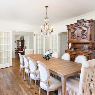 75 Beautiful French Country Enclosed Dining Room Pictures ...