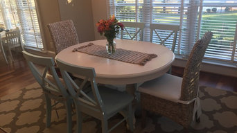 Refinished Client Furniture by We Chic'd It!