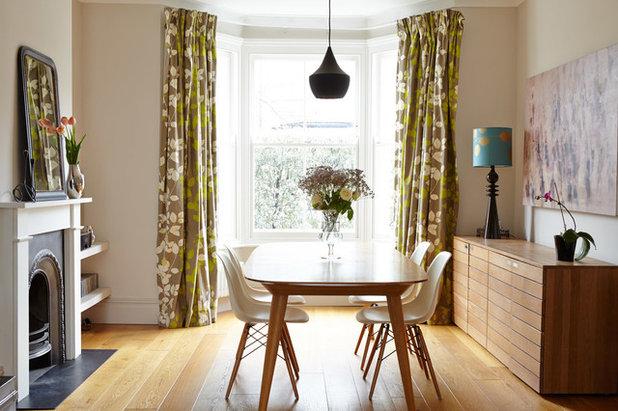 Modern Esszimmer by Cecile Bell interior design