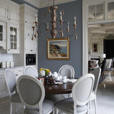 Traditional Dining Room by Barnard  & Speziale | The Interior Design Company