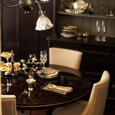 Eclectic Dining Room by Rejuvenation