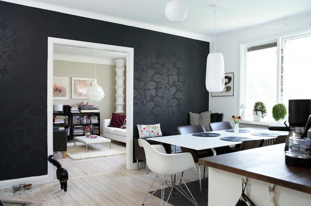 Contemporary Dining Room by AREA Internal & Styling