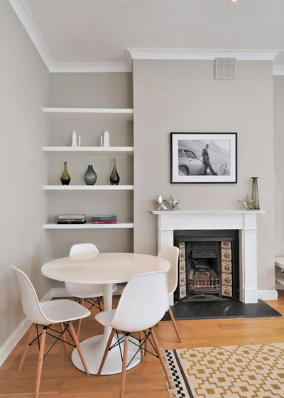 Contemporary Dining Room By Chantel Elshout Design Consultancy