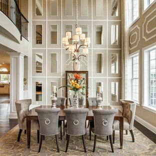 Inspiration for a timeless dining room remodel in Philadelphia