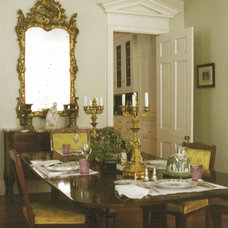 Traditional Dining Room by Christine G. H. Franck, Inc.