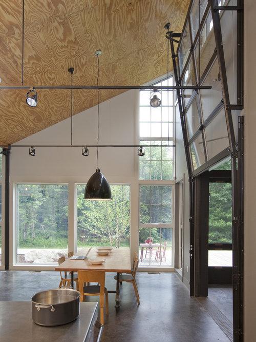 Interior Garage Door Houzz