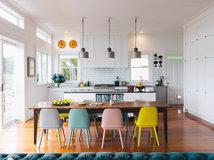 b gelbrett und staubsauger im schrank verstauen tipps f r die aufbewahrung. Black Bedroom Furniture Sets. Home Design Ideas