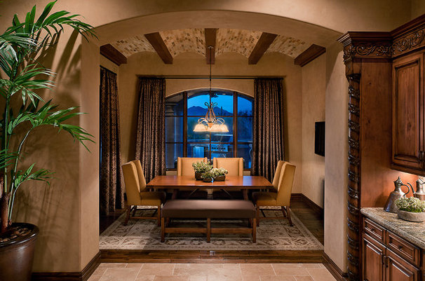Traditional Dining Room by Ownby Design
