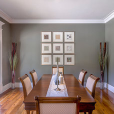 Traditional Dining Room by Laura H. Williamson, Interior Design