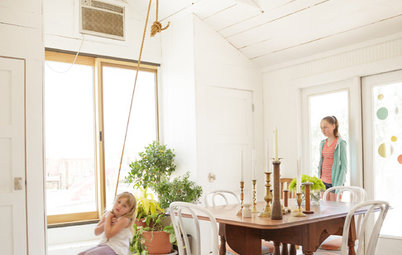 Fun Houzz: Channel Your Inner Child With an Indoor Swing