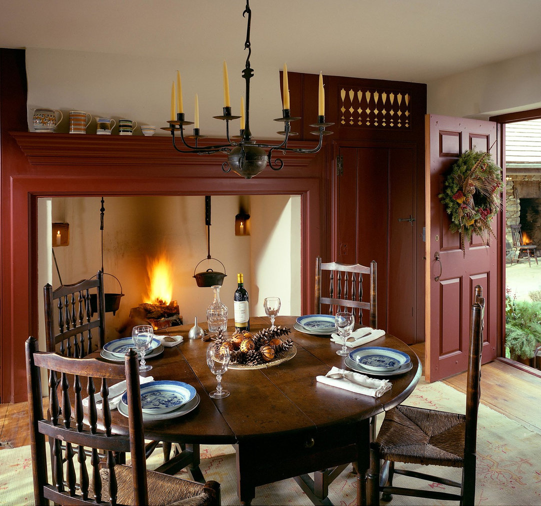 Interior Styling Projects - Traditional - Dining Room - Houston - by Carla Aston | Interior Designer