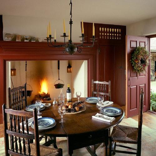 Dining Room Ideas Houzz: Farmhouse Dining Room Ideas & Design Photos