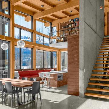 Revelstoke Mountain Modern Luxury Home