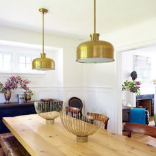 Traditional Dining Room Reviving a classic tudor cottage to a fresh family home