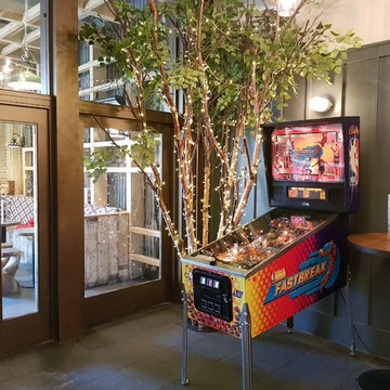 Revolution Cardiff - Product Installation - Pinball Machine