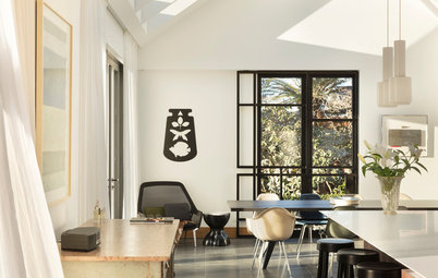 Houzz Tour: A Love of Art and Design in Every Detail of This Home