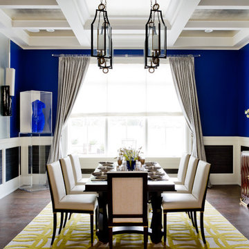 Richard Mishaan Design, Getaway to the 2013 Holiday House Hamptons