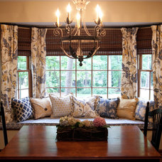 Traditional Dining Room by Atlanta Design Works