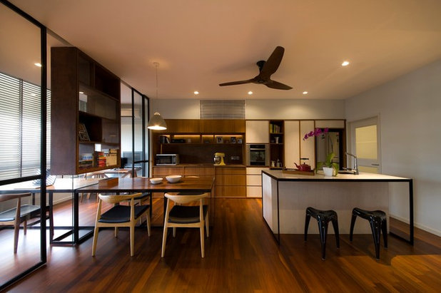 Modern Dining Room by Project File