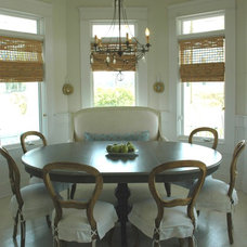 Eclectic Dining Room by Home & Harmony