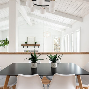 75 Most Popular Contemporary Dining Room Design Ideas For 2019