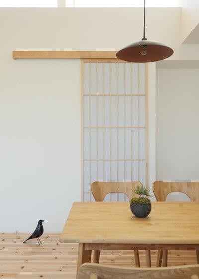 和室・和風 ダイニング by ALTS DESIGN OFFICE (アルツ デザイン オフィス)