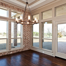 Traditional Dining Room by Joseph Paul Homes