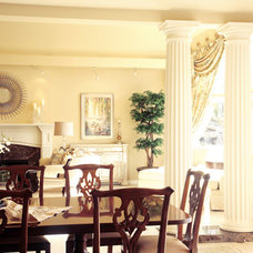 Traditional Dining Room by Emery & Associates Interior Design