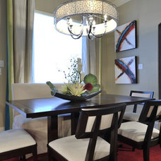 Modern Dining Room by The Design Firm