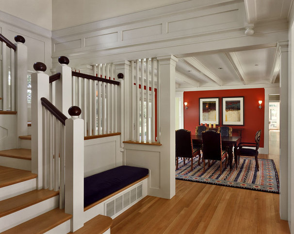 Traditional Dining Room by Albert, Righter & Tittmann Architects, Inc.