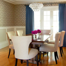 Contemporary Dining Room by Niche Interiors