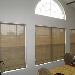 Roller Shades - Beltway Blinds, Kathy Ireland Home by Alta, Annapolis MD